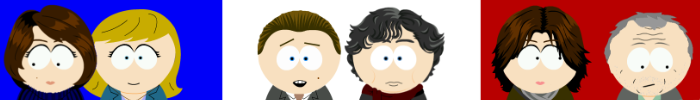 South Park Studio Projects